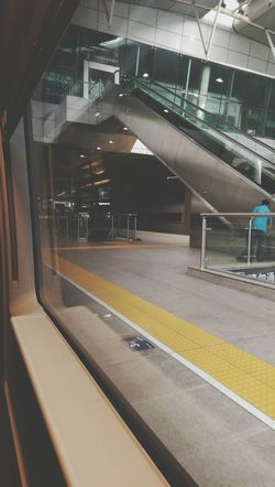 Traveling Home For The Holidays Modern Indoors  Day Train Train Station High Speed Adapted To The City