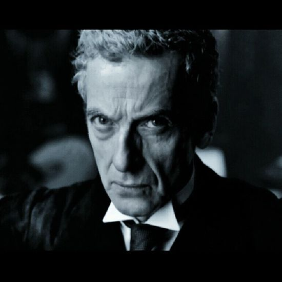 LOVE the new doctor! Doctorwho Petercapaldi 12thdoctor Deepbreath seris8 season1