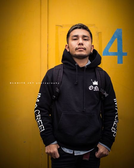 アパレルブランド o.l.eの撮影 Standing One Person Portrait Streetphotography Fashion アパレル コーデ Fashion Photography FashionSnap