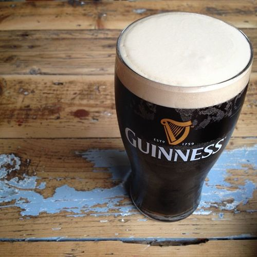 Welcome to Belfast Guinnes Ohyes