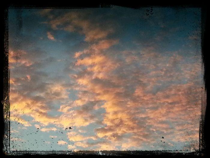 the sun set Relaxing