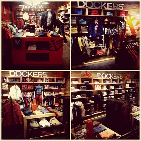 Dockers Visual Merchandising Akasya Acıbadem Retail