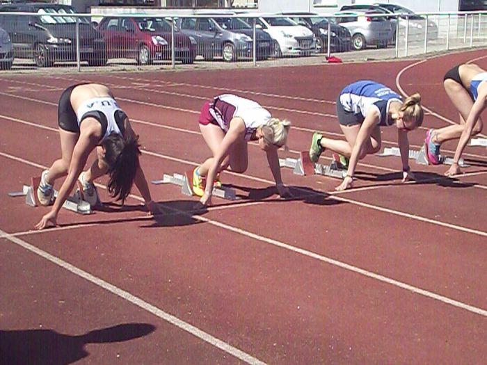 Taking Photos Competition Athletics That's Me Bordeaux Athle 100m Agen