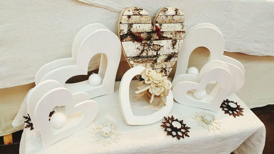 Love♡ Cuore Regalo Cadeau Fiera Idea Natale Udine Fiera Di Udine Pomeriggio Regali Stands Soprammobile People Exploration Bianco Natale