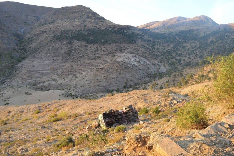 Nofilter LifeChanging Experience Exploring Eritrea Lkw Truck Accidents And Disasters Accident Mointain Highlands Eritrean No People Landscape Outdoors Sky Beauty In Nature Nature Africa Love Follow4follow