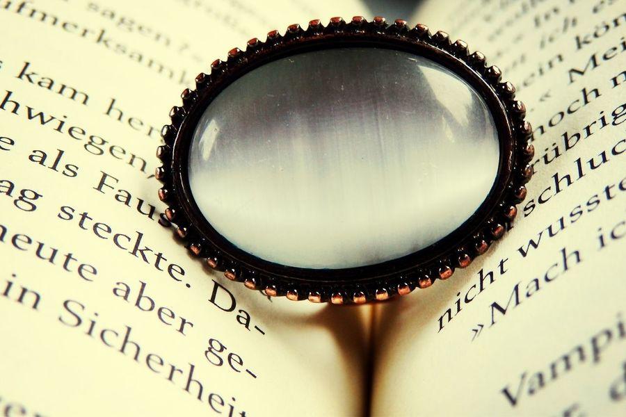 Ring Book German Language