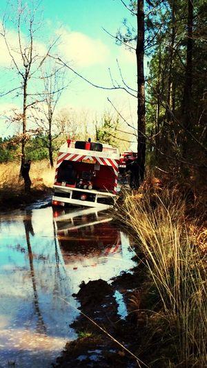 Formation conduite pompier! First Eyeem Photo