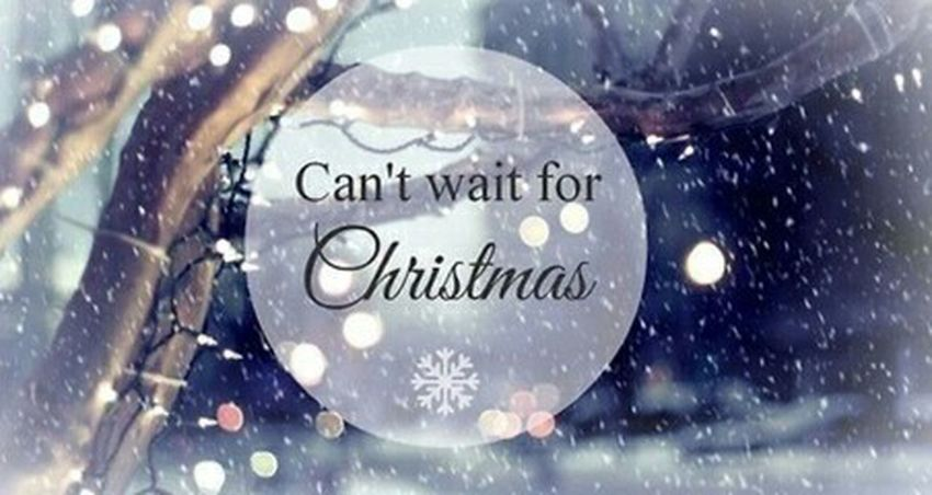 Cant Wait For Christmas ☆