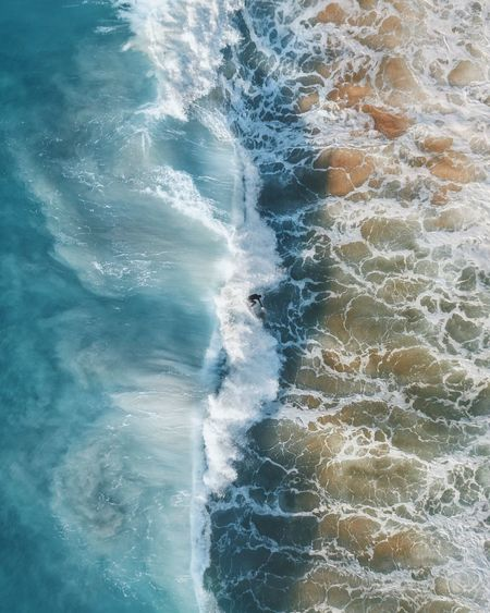 @itchban / itchban.com Drone  Aquatic Sport Beauty In Nature Beauty In Nature Breaking Full Frame High Angle View Motion Nature Outdoors Power Power In Nature Sea Sport Surfing Water Waterfront Wave The Great Outdoors - 2018 EyeEm Awards