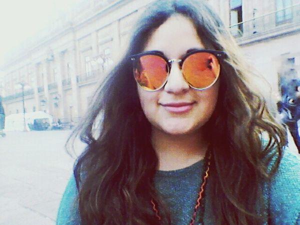 Hippie Selfie Sunglasess Retro