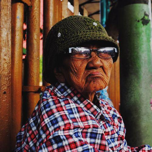 Up Close Street Photography Grandma Portrait Shocking Shoot Street Photography Streetphotography Street Close-up