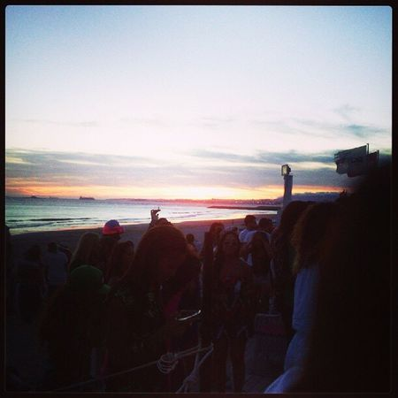 Everyday Joy Sunset Party Portugal Living Simple Life