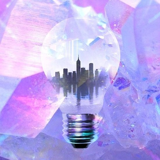 I made a random thing. Digital Composite Reflection Business No People Futuristic Water Day City Lightbulb