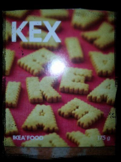 Galletas Del Ikea. Seguro Que Estan Ricas!!!