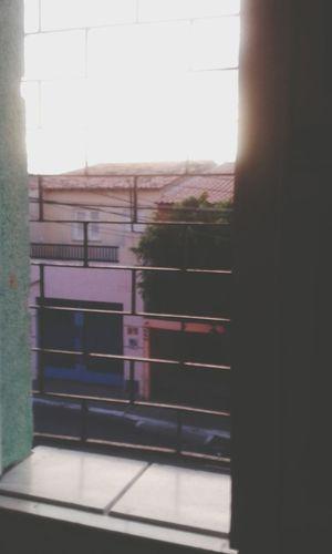 Da minha janela. Relaxing Janelas Amanhecer Daydreaming First Eyeem Photo