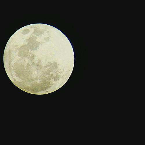 Moon First Eyeem Photo