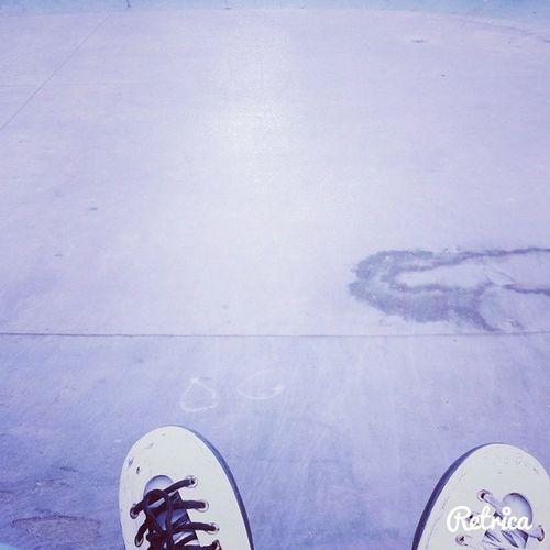 Por fin pude patinar ✌