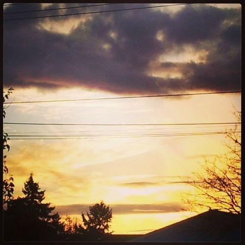 SunsetFromTacoma WestIsTheBest ..