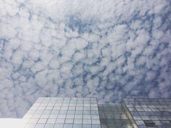 First Eyeem Photo Sky Cloud And Sky Summersky Urban Spring Fever