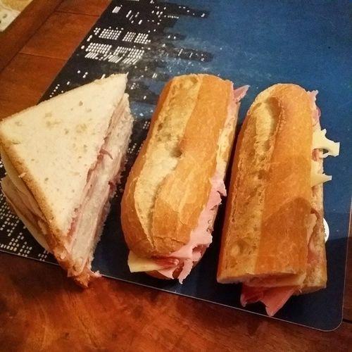 Yum ces Sandwichs me donnent trop faim ! Mais c'est pour demain ^^