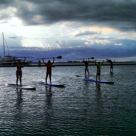 Caminantes del mar. Seawalkers