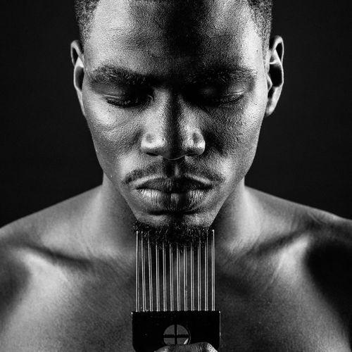 Blackmen Portrait Beauty Flawless ONFLEEK 😍👌