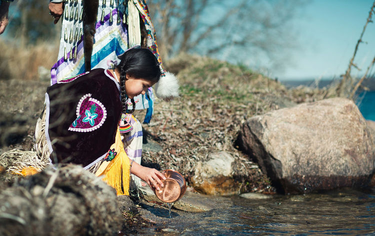 I was lucky enough to be asked to shoot for the Nogojiwanong Friendship Centre in Peterborough Canada last month. I learned a ton and it was an honor just to be invited. Canada Day Indigenous  Nature Ontario Outdoors Real People Tree Water Water Ceremony