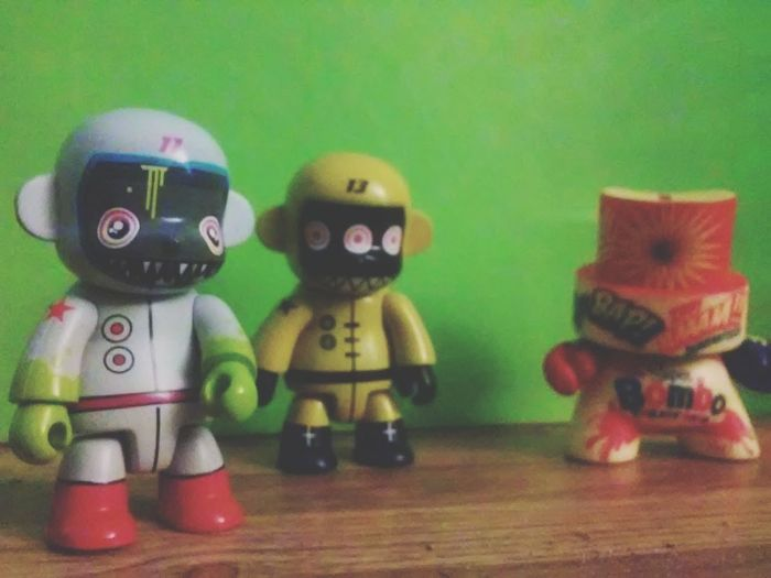 Toy Funko Momkey Robot Robot Chicken Anime Toys Austin TX