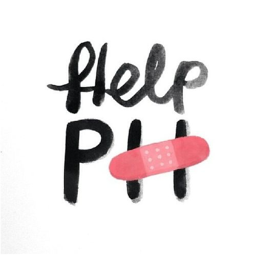ReliefPH HelpPh StrongerPH