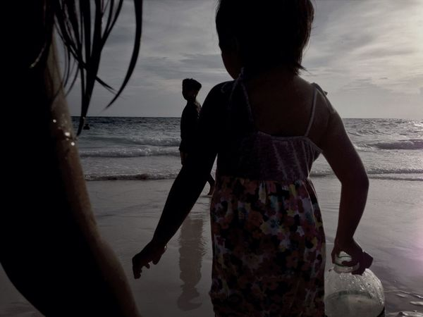 Travel Boracay Enjoying Life Cute Baby