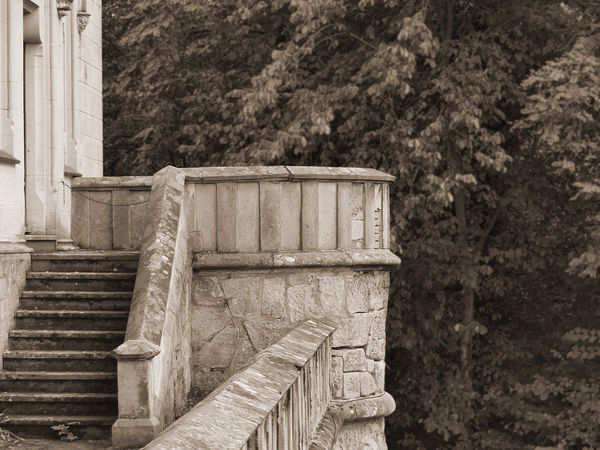 Architecture Bad Sooden-allendorf Castle Castle Stairs Gilsaburg Neogothic No People Osterburg Schloss Rothestein Stairs Stairs_collection