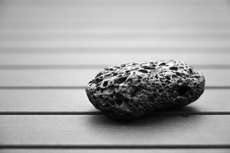 volcanic rock Black Color Blackandwhite Close-up Eye4photography  Focus On Foreground Lines No People Selective Focus Still Life Stone Volcanic Rock Showcase June Fine Art Photography Monochrome Photography Focus Object