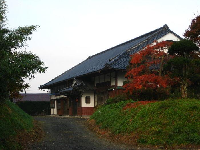 Countryside Iwate Japan Old House Tohoku Tono 岩手 東北 遠野