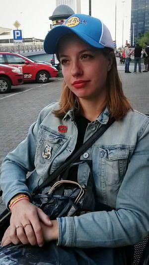 Poland Pologne Girl