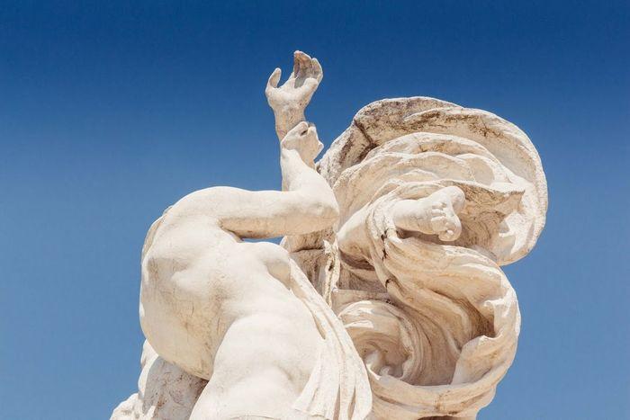 Sculpture Rome Rome Italy Taking Photos Roma