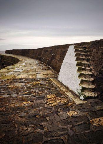 The Cobb Lyme Regis Dorset Coast England🇬🇧 Great Britain Uk Wall Pier Seaside Harbour