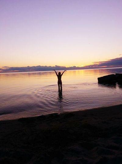 Enjoying Life magnifique 😘 lac st jean