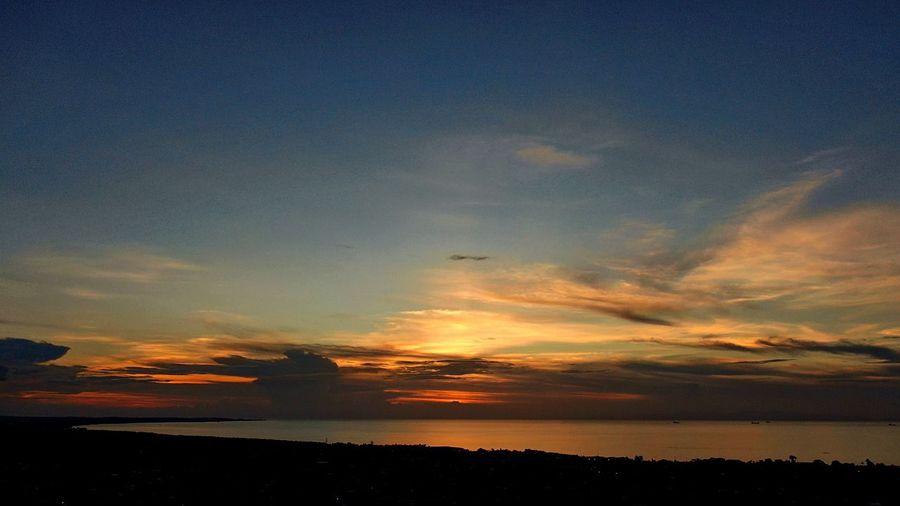 Sunset Dji