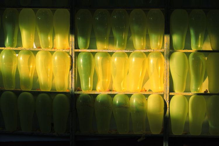 Water Yellow