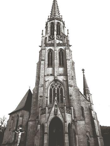 B&w Street Photography Kato  Katowice B&w Cityscapes Sacramental Architecture Vscokato Open Edit