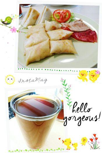 意外的好吃~ TJ 庭聚早餐 Ting Ju Breakfast 林口