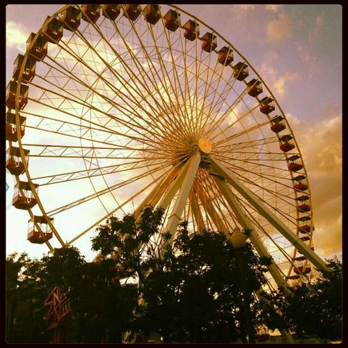 Navypier Faris Wheel Enjoying Life Check This Out
