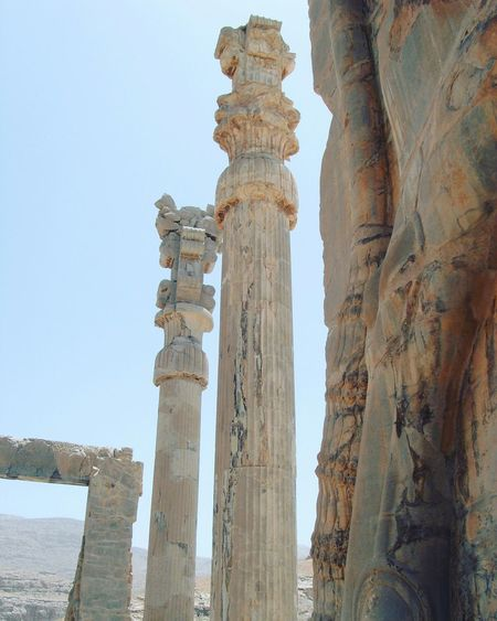Shiraz, Iran Persepolis Iranan Architecture Historical Building We Love Our Country Iran♥ Architecture On The Road