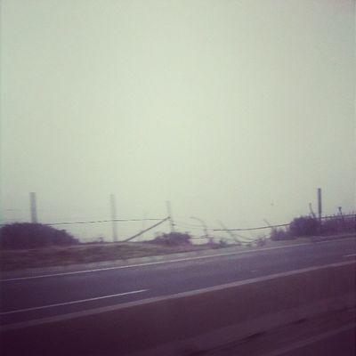 Un día piola en viña xd Instafrio Nublado Winter Niebla