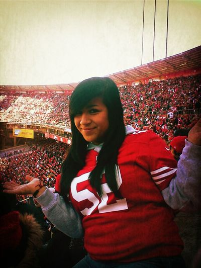Reppin Them Niners(; Willis #52 <33