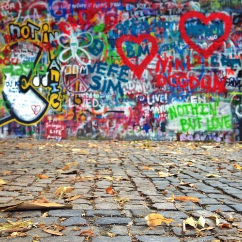 One more from John Lennon #wall in #Prague ☀️ #colorful #allshots_ #czech #capture_today #from_city #gang_family #iccity #igerscz #igers_cz #ic_cities #o2travel #prague #summer #top_masters Top_masters From_city Summer Igers_cz Prague Igerscz Iccity Wall Colorful Czech Gang_family Johnlennon Allshots_ Ic_cities O2travel Capture_today