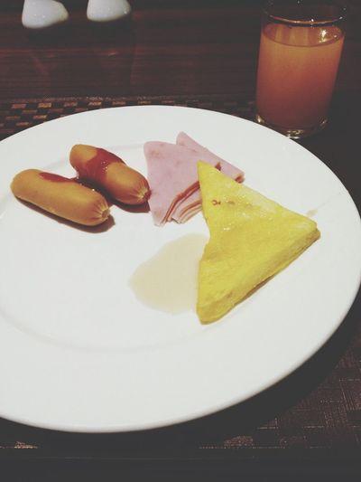 Happy meal Breakfast