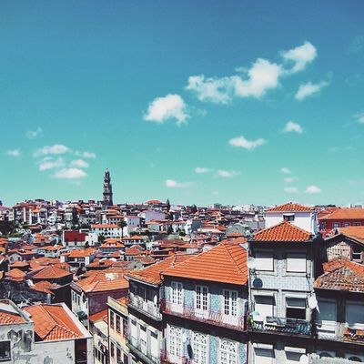 Wonderful summer Sunday in the city that totally captivates my heart: Porto, Portugal. (August 2014)