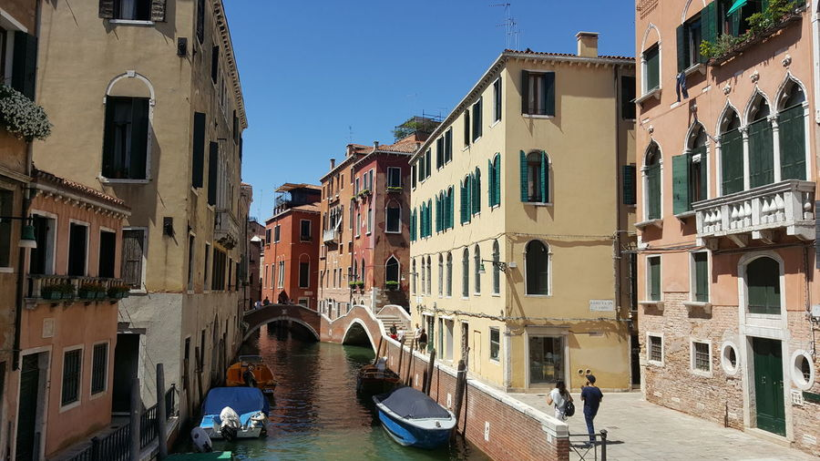 Venice, Italy Venedig Outdoors No Filter Alte Gebäude Travel Destinations Architecture Typical Houses Canal Beautiful Italy Italy