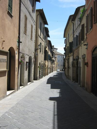 Street Photography Urban Landscapes Umbria Centro storico OldTown di San Gemini